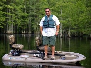 Twin Troller X10 - The Worlds Best Fishing Boat - 2 man small bass ...