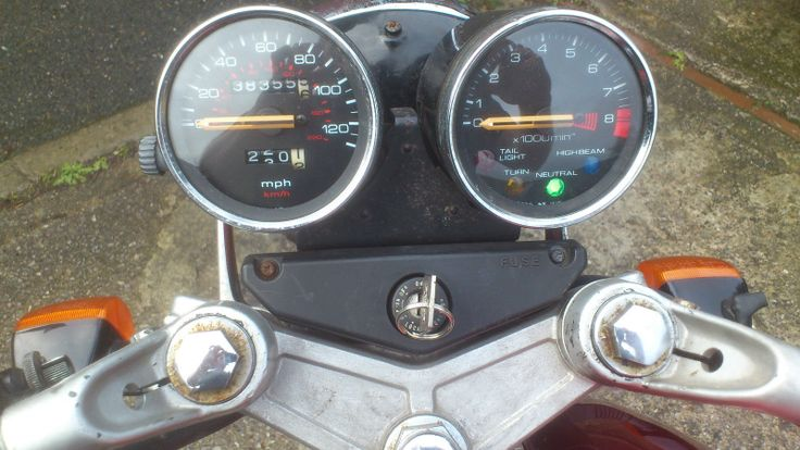 Honda XBR 500 Single thumper grey import un finished with video!!! Worth a L@@K! | eBay