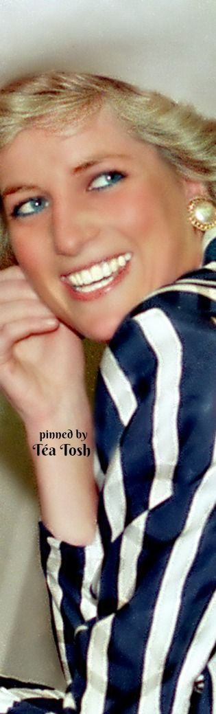 ❇Téa Tosh❇ Princess Diana was an icon, beloved by the British public and the people of many other countries.