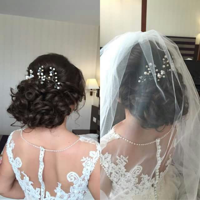 Bride hair and accesories Anda HandMade