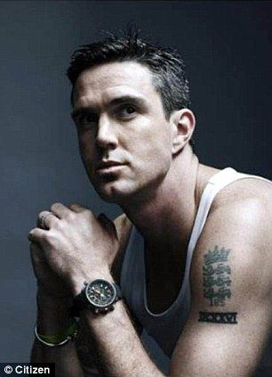 Kevin Pietersen Citizen