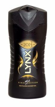 LYNX SHOWER GEL 250ML FINALISH EDITION