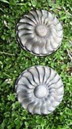 gostatue 2 accent embellishment plastic molds casting moulds set of 2 molds #gostatue