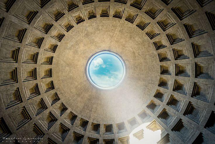 Pantheon temple