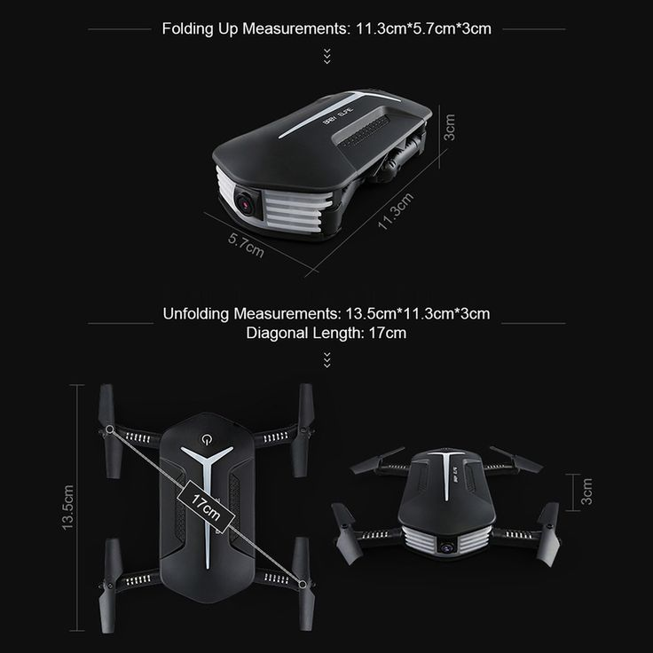 JJRC H37 Mini BABY ELFIE WIFI FPV RC Quadcopter Fly More Combo Sales Online 3# - Tomtop.com