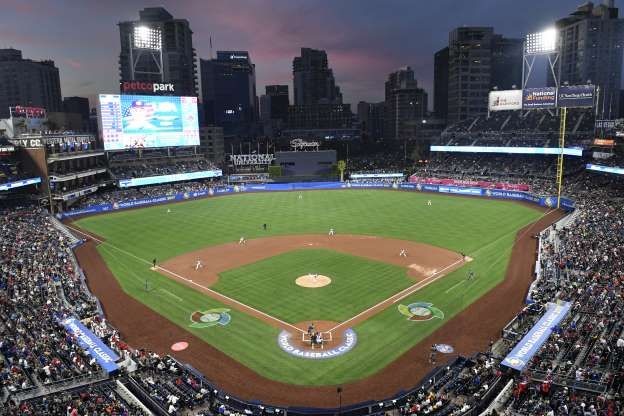 3 Petco Park San Diego Padres Andy Hayt Getty Images Mlb Stadiums Oakland Coliseum Petco Park