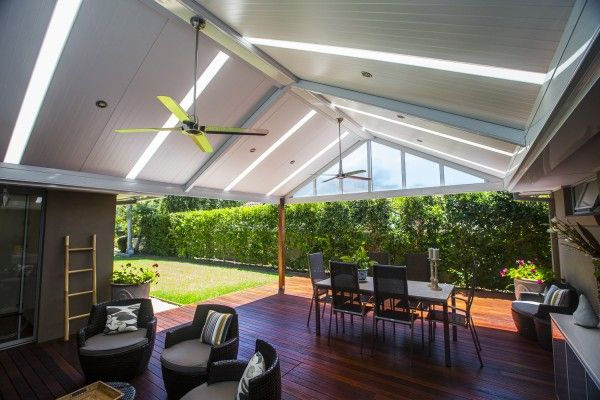 Insulated Roof Covering
