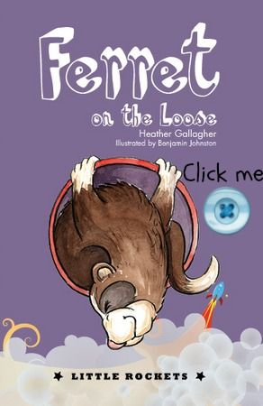 16 best books images on pinterest the button au and picture books click the button to order a copy of ferret on the loose for more junior fandeluxe Gallery