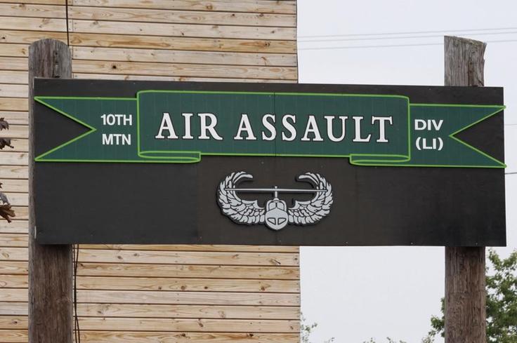 air assault school Army Ranger 101st airborne division