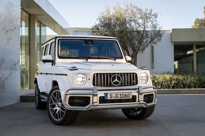 2019 Mercedes Amg G63 First Look With Images Mercedes Suv