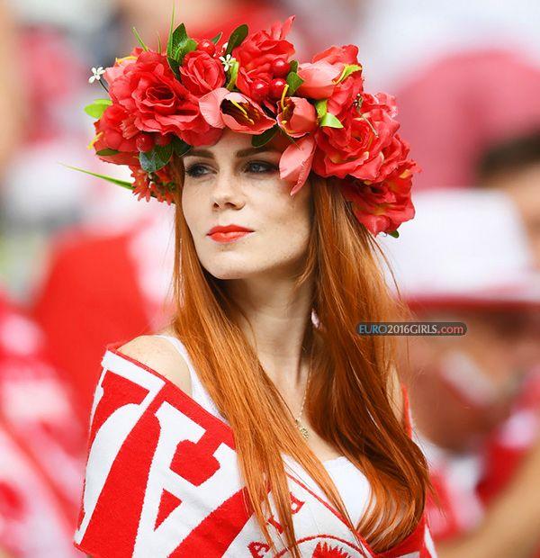 Girl of the Game: Switzerland - Ponald: http://euro2016girls.com/girl-of-the-game-25-jun-switzerland-poland/  #EURO2016 #Switzerland #Poland #football #hot #girl