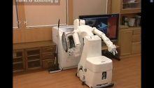 De robot kan de was doen Waar een zorgrobot allemaal bij kan helpen beschreven we onder andere in 'De zorgrobot of grandma's little helper'. Maar er is meer…