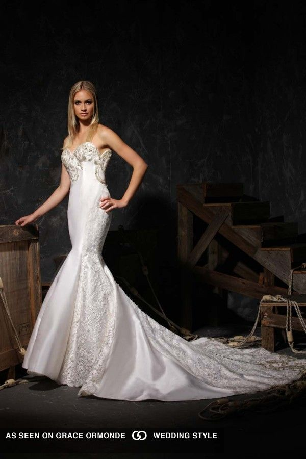 victor harper couture fall 2015 wedding dress