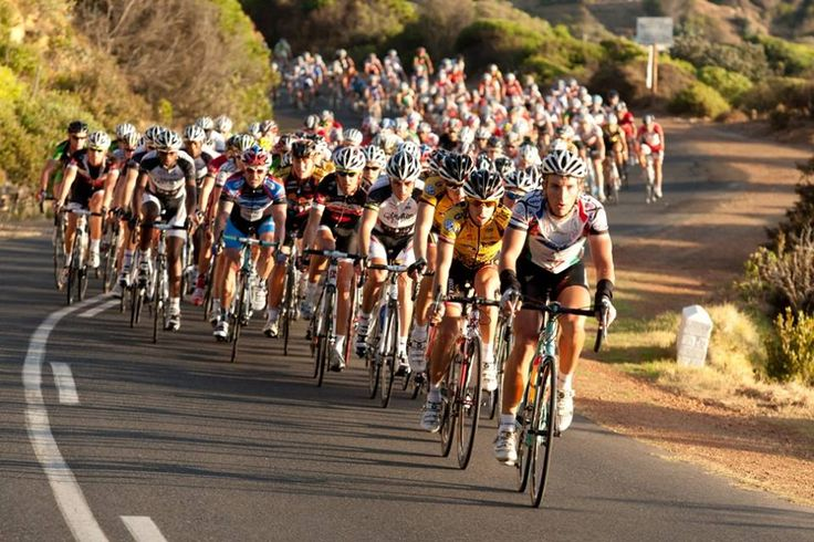 South Africa is home to the world's largest individually timed cycle race (the Cape Argus Cycle Race the world's largest open water swim (the Midmar Mile) & the world's largest ultra-marathon (the Comrades Marathon)