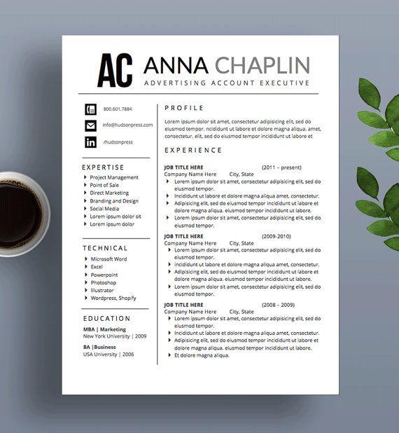 15 best Resume Formats images on Pinterest | Cv template, Resume ...