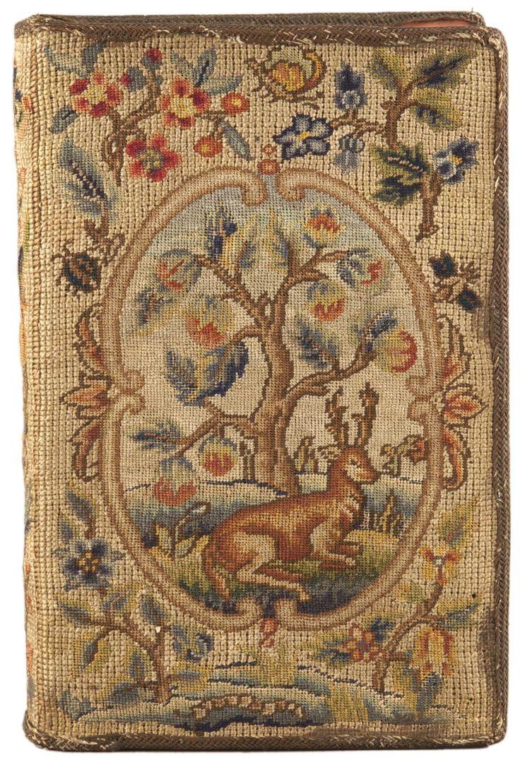 17th century book binding