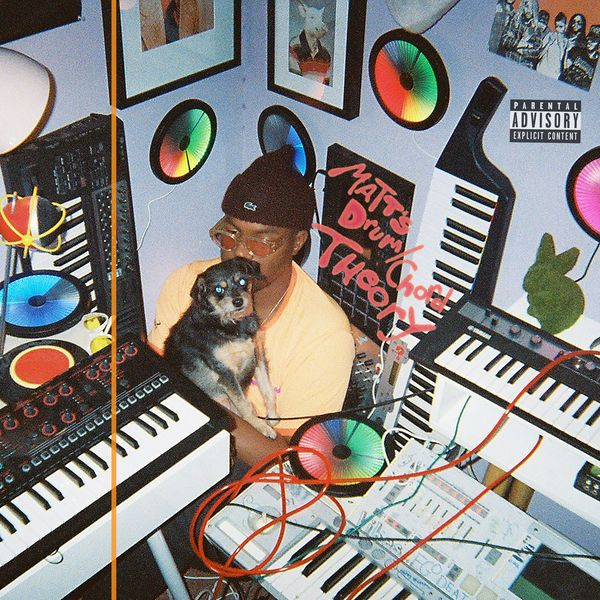 """Listen to """"Dent Jusay (feat. Syd & Steve Lacy)"""" by Matt Martians (The Internet) #LetsLoop #Music #NewMusic"""