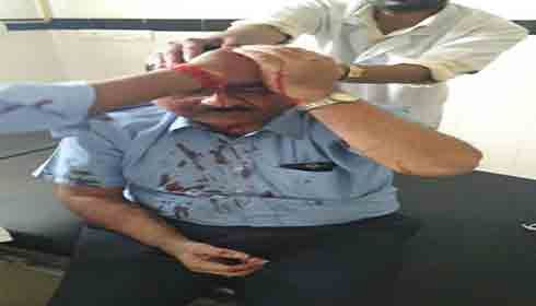 Mob attacks doctor after death of patient in Jaipur