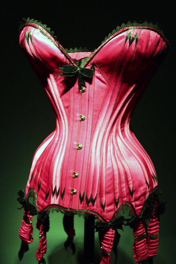 Corset by Mr Pearl taken at the Festival for Fashion and Photograph, Vienna, 2012