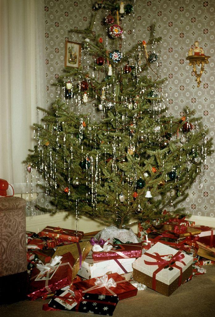 1950s Christmas Trees