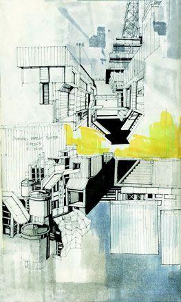 Book: Architects' Sketchbooks | Architecture | Wallpaper* Magazine: design, interiors, architecture, fashion, art