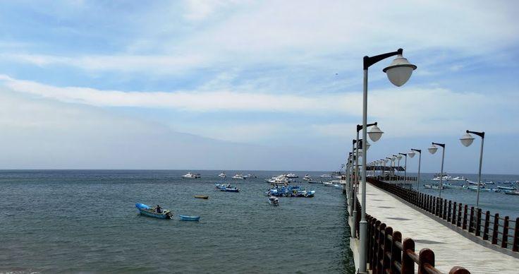 Puerto López. Playas de Ecuador