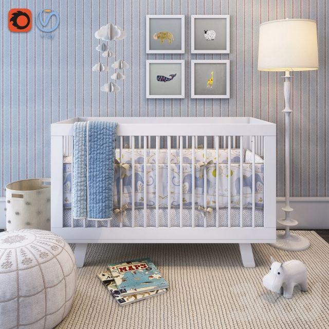 Детская для младенцев от Serena & Lily
