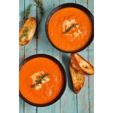 20 soupes de légumes d'hiver ELLE à table.