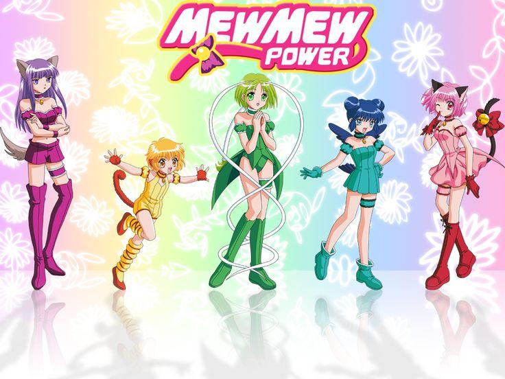 mew power wallpaper anime - photo #8