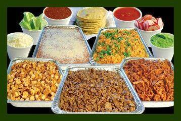 Distribucion de comida mexicana y servicio de catering 1(787) 939-3862