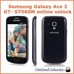 The Samsung Galaxy Ace 2 S7560m is a great and easy to use smartphone, large enough to see your video and picture with good resolution, but slim...