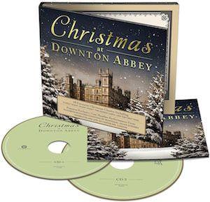 Christmas At Downton Abbey CD / MP3