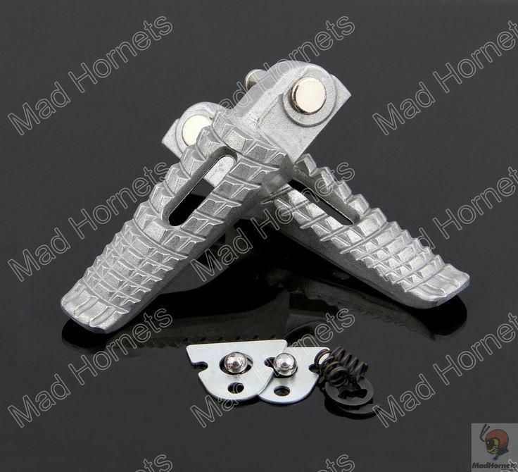 Mad Hornets - Rear Footpegs set Suzuki GSXR 1000 (2005-2012), GSXR 600/750 (2006-2012), B-KING (2008-2012), $19.99 (http://www.madhornets.com/rear-footpegs-set-for-suzuki-gsxr-1000-2005-2012-gsxr-600-750-2006-2012-b-king-2008-2012/)