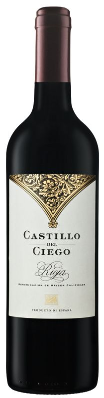 Castillo del Ciego, Rioja, Spain -- loving this wine and what a great value!