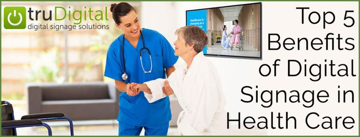 Top 5 Benefits of Digital Signage in Health Care  How Can Digital Signage Help the Healthcare Industry?  For many years one of the most important industries in the world  healthcare  has been struggling to break the technological barrier. With a challenge in providing the most up-to-date medical procedures in every location due to availability and affordability many healthcare facilities still run on outdated and draconian tech systems. One system that has truly helped to improve the…