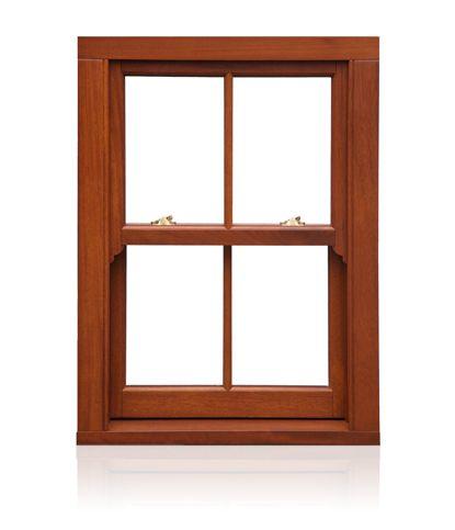 Timber - Heritage Sliding Sash Window - Factory Finish