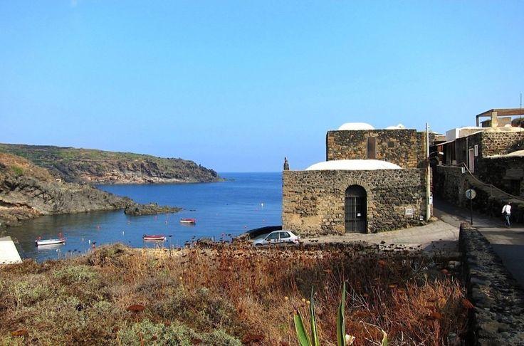 Armani's Secret Island: Pantelleria