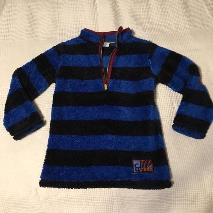 Fleecepullover Flauschpulli Pullover Größe 128, 6€