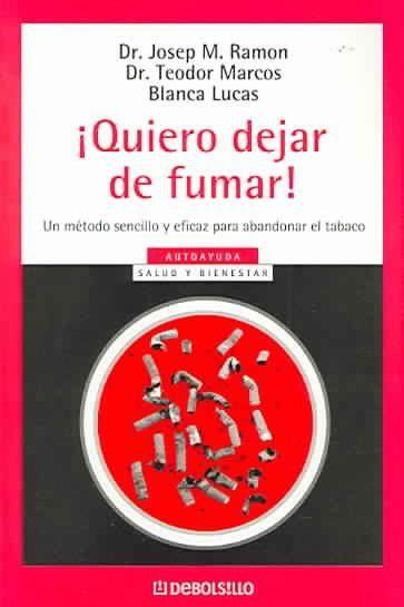 Quiero Dejar De Fumar! / I want to Stop Smoking! (SPANISH)