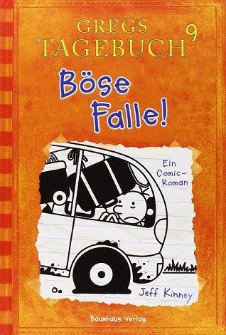 Gregs Tagebuch 9 - Böse Falle Pdf ePub Mobi Free Download