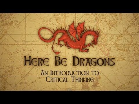 """Here Be Dragons by Brian Dunning  """"Most people fully accept paranormal and pseudoscientific claims without critique as they are promoted by the mass media. Here Be Dragons offers a toolbox for recognizing and understanding the dangers of pseudoscience, and appreciation for the reality-based benefits offered by real science."""""""
