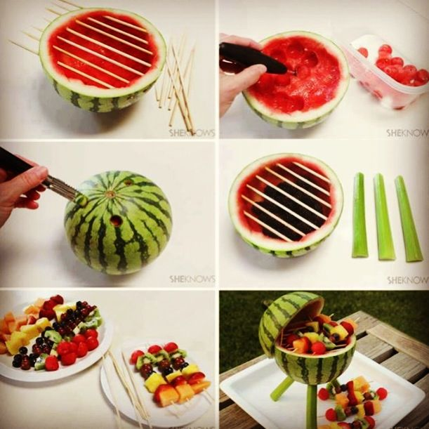 Bbq Food Ideas: 43 Best Summer BBQ Images On Pinterest