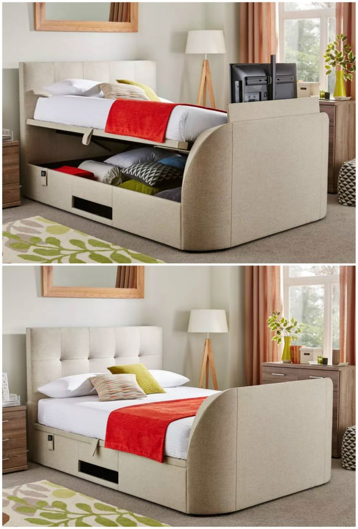 Best 20 space saving beds ideas on pinterest space - Space saving bunk beds for small rooms ...