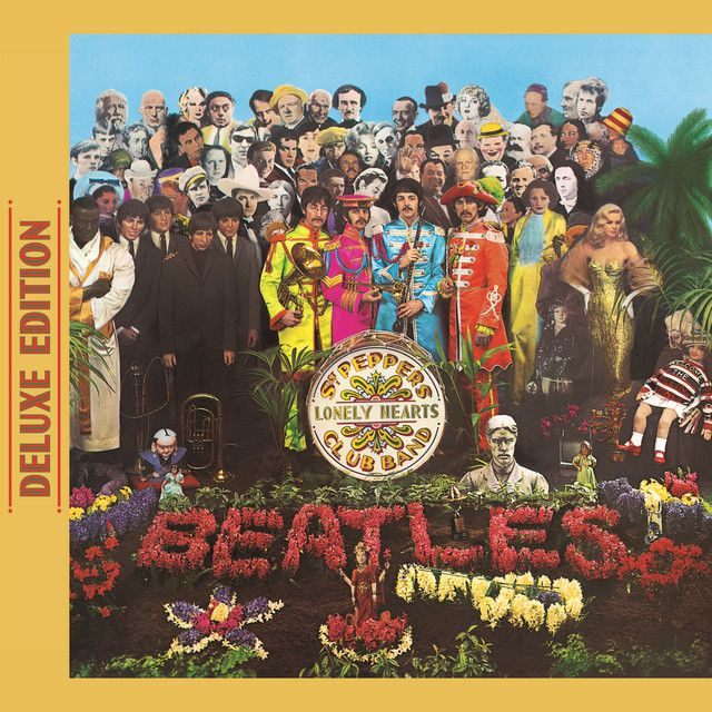 Sgt Pepper S Lonely Hearts Club Band Deluxe Edition By The Beatles On Spotify Sgt Peppers Lonely Hearts Club Band Lonely Heart The Beatles