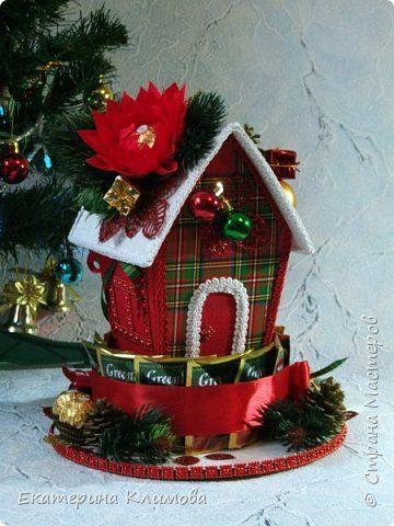 Свит-дизайн Новогодний домострой фото 2