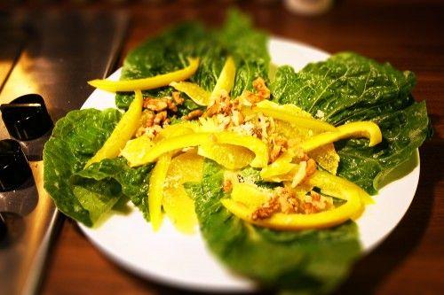 115 Kcal – C-Vitaminmaxad Sallad – Tips på 5:2 Diet Våg