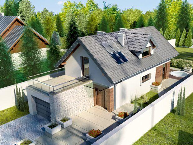 Superb Czy Na Wąskiej Działce Da Się Zbudować Dom?
