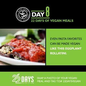 Day 8: 22 Days of #Vegan Meals #22daysnutrition