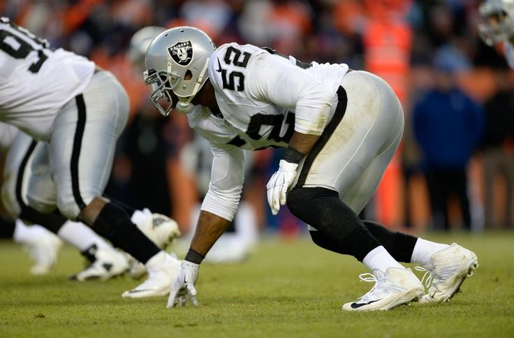 Oakland Raiders release first depth chart of 2015