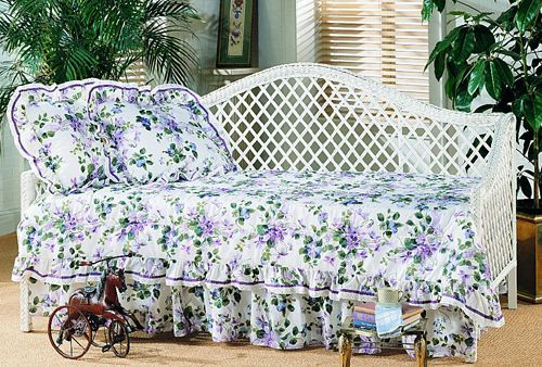 Rattan and Wicker Bedroom Furniture Sets | Wicker Dresser and Nightstand